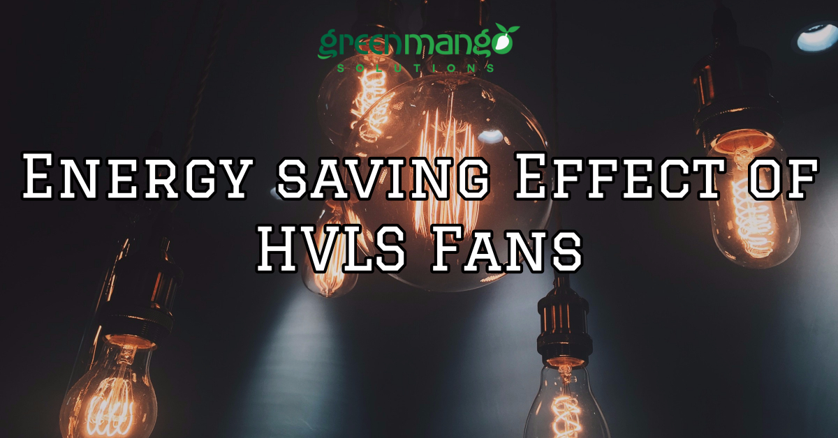 HVLS Energy saving effect Light bulbs