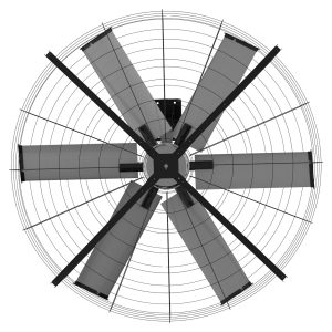 Gust Industrial Ceiling Fans 4