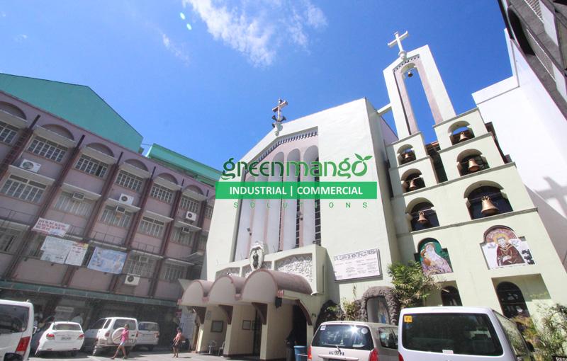 GreenMango Church Feature: Sta. Clara de Montefalco Parish - Pasay 2